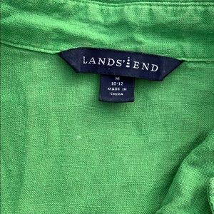 Lands' End Tops - 🌼5 for $10 Lands End button up shirt🌼